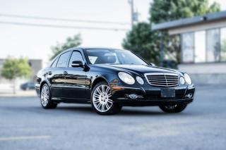 Used 2009 Mercedes-Benz E-Class E-300 4MATIC|NAV|ROOF|HEATED SEATS|PRICE TO SELL for sale in North York, ON