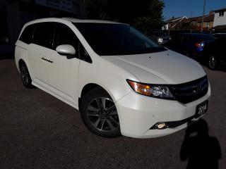 Used 2014 Honda Odyssey Touring - SALE PENDING for sale in Kitchener, ON