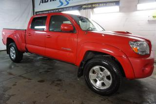 Used 2007 Toyota Tacoma TRD-OFF ROAD V6 4x4 CERTIFIED 2YR WARRANTY *1 OWNER*FREE ACCIDENT* CRUISE TOW HITCH for sale in Milton, ON