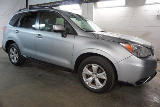Used 2014 Subaru Forester 2.5X AWD PREMUIM CAMERA CERTIFIED 2YR WARRANTY *FREE ACCIDENT* BLUETOOTH HEATED CRUISE ALLOYS for sale in Milton, ON