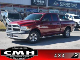 Used 2014 RAM 1500 ST for sale in St. Catharines, ON