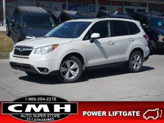 Used 2014 Subaru Forester Sport for sale in St. Catharines, ON