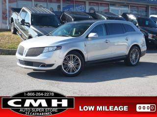 Used 2015 Lincoln MKT EcoBoost  NAV ROOF HTD-S/W 7-PASS P/GATE 20-AL for sale in St. Catharines, ON