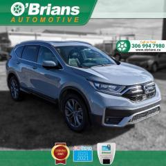 Used 2021 Honda CR-V Sport - Low KM! w/Mfg Warranty for sale in Saskatoon, SK
