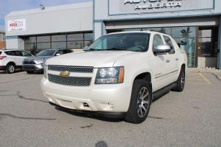 Used 2012 Chevrolet Avalanche LTZ 4WD for sale in Calgary, AB