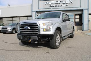 Used 2016 Ford F-150 XLT SuperCrew 5.5-ft. Bed 4WD for sale in Calgary, AB