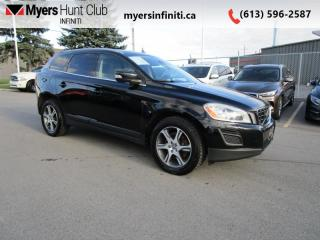 Used 2013 Volvo XC60 T6  - Sunroof -  Leather Seats for sale in Ottawa, ON