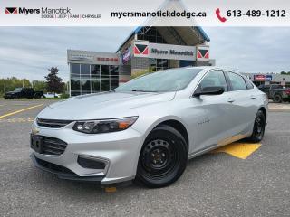 Used 2016 Chevrolet Malibu LS  -  Bluetooth -  A/C - $103 B/W for sale in Ottawa, ON