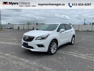 Used 2017 Buick Envision Premium I  - Leather Seats for sale in Orleans, ON