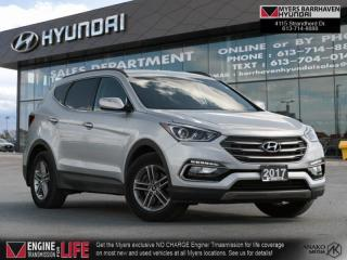 Used 2017 Hyundai Santa Fe Sport 2.4L FWD  - Heated Seats - $160 B/W for sale in Nepean, ON