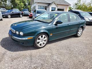 Used 2006 Jaguar X-Type AWD 3.0 Luxury Addition for sale in Peterborough, ON