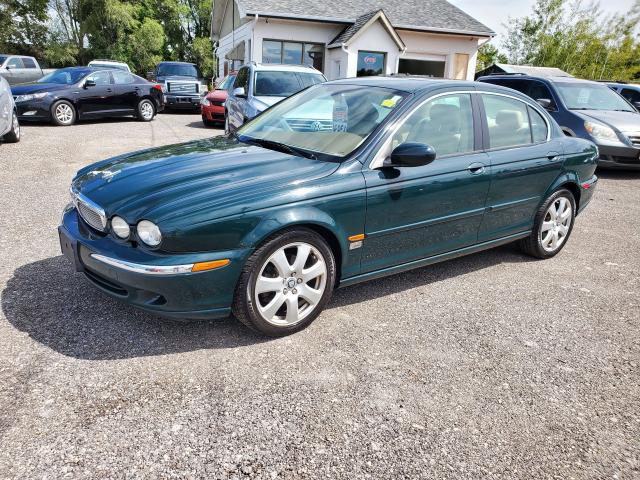 2006 Jaguar X-Type AWD 3.0 Luxury Addition