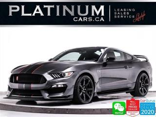 Used 2017 Ford Mustang Shelby GT350R, 526HP, MANUAL ,RECARO ,NAV , CAM for sale in Toronto, ON