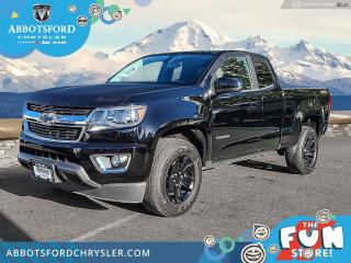 Used 2019 Chevrolet Colorado LT  - Aluminum Wheels - $324 B/W for sale in Abbotsford, BC