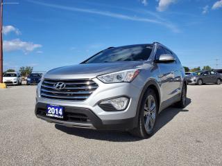 Used 2014 Hyundai Santa Fe XL Limited for sale in Sarnia, ON