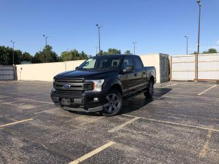 Used 2019 Ford F-150 XLT SPORT CREW 4WD for sale in Cayuga, ON