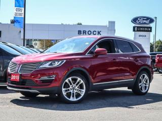 Used 2015 Lincoln MKC for sale in Niagara Falls, ON