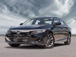 New 2021 Honda Accord Sedan EX-L for sale in Corner Brook, NL