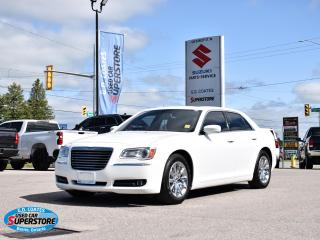 Used 2013 Chrysler 300 Touring ~Heated Leather ~Pano Roof ~Backup Camera for sale in Barrie, ON