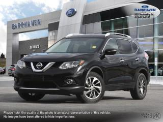 Used 2015 Nissan Rogue SL for sale in Ottawa, ON