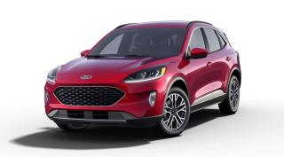 New 2021 Ford Escape SEL Hybrid for sale in Mississauga, ON