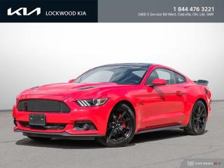Used 2017 Ford Mustang 2dr Fastback GT - CLEAN CARFAX | CORSA EXHAUST! for sale in Oakville, ON