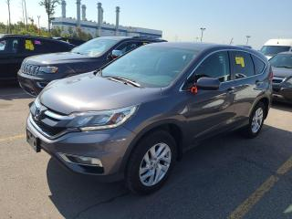 Used 2015 Honda CR-V EX AWD POWER MOONROOF BACK-UP CAMERA for sale in Waterloo, ON