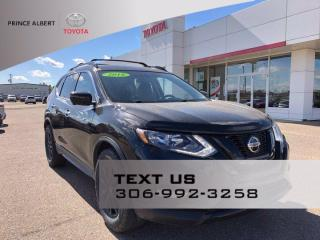 Used 2018 Nissan Rogue for sale in Prince Albert, SK