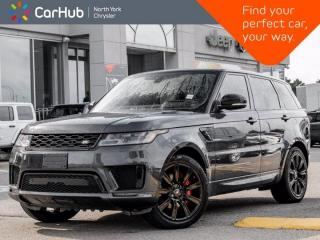 Used 2019 Land Rover Range Rover Sport V8 Supercharged Dynamic Meridian Panoramic Roof for sale in Thornhill, ON