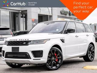 Used 2019 Land Rover Range Rover Sport MHEV HST Heated & Vented Seats Meridian Panoramic Roof for sale in Thornhill, ON