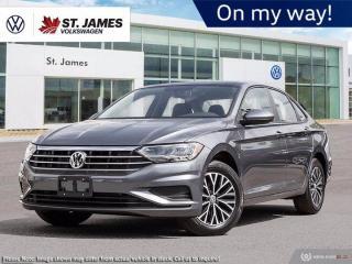 New 2021 Volkswagen Jetta HIGHLINE for sale in Winnipeg, MB