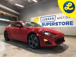 Used 2013 Scion FR-S FRS * Suede Bucket Seats * Pioneer Audio System * Perrin Air Intake System * Sport Mode *  Cruise Control * AM/FM/USB/CD/Pandora * Automatic Windows * for sale in Cambridge, ON