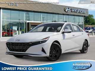 New 2022 Hyundai Elantra HEV Preferred Hybrid for sale in Port Hope, ON