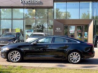 Used 2014 Jaguar XJ PORTFOLIO w/ SUPERCHARGED / AWD for sale in Calgary, AB