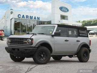 New 2021 Ford Bronco 4 DOOR for sale in Carman, MB