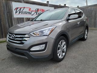 Used 2016 Hyundai Santa Fe Sport Limited for sale in Stittsville, ON