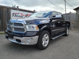 Used 2013 RAM 1500 LARAMIE LONGHORN for sale in Stittsville, ON