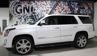 Used 2016 Cadillac Escalade LUXURY COLLECTION- LOW LOW KMS - NO ACCIDENTS for sale in Concord, ON