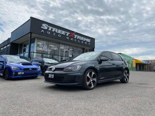 Used 2016 Volkswagen Golf Autobahn for sale in Markham, ON