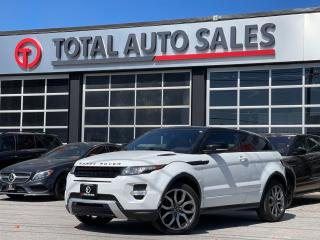 Used 2012 Land Rover Range Rover Evoque DYNAMIC | PREMIUM | PANO | NAVI for sale in North York, ON