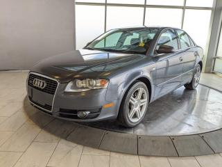 Used 2007 Audi A4 2.0T for sale in Edmonton, AB