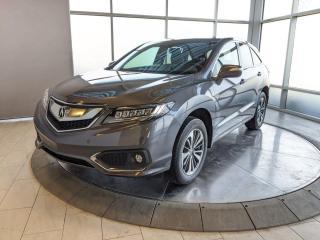 Used 2018 Acura RDX ELITE | AWD | Adaptive Cruise | Lane Assist | Sunroof for sale in Edmonton, AB