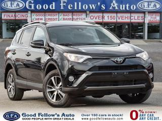 Used 2017 Toyota RAV4 XLE MODEL, SUNROOF, REARVIEW CAMERA, HEATED SEATS for sale in Toronto, ON