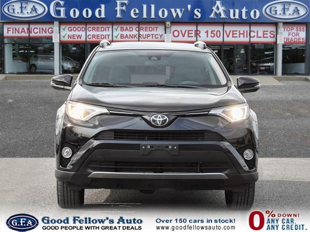 2017 Toyota RAV4 XLE MODEL, SUNROOF, REARVIEW CAMERA, HEATED SEATS Photo2