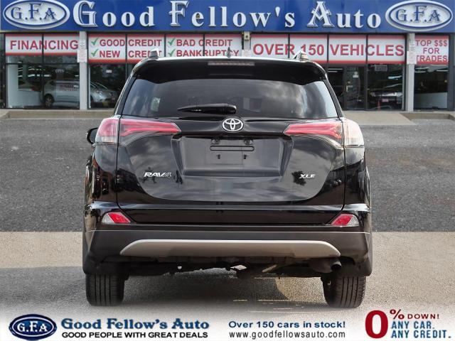 2017 Toyota RAV4 XLE MODEL, SUNROOF, REARVIEW CAMERA, HEATED SEATS Photo4