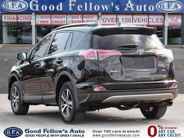 2017 Toyota RAV4 XLE MODEL, SUNROOF, REARVIEW CAMERA, HEATED SEATS Photo5