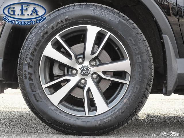 2017 Toyota RAV4 XLE MODEL, SUNROOF, REARVIEW CAMERA, HEATED SEATS Photo6