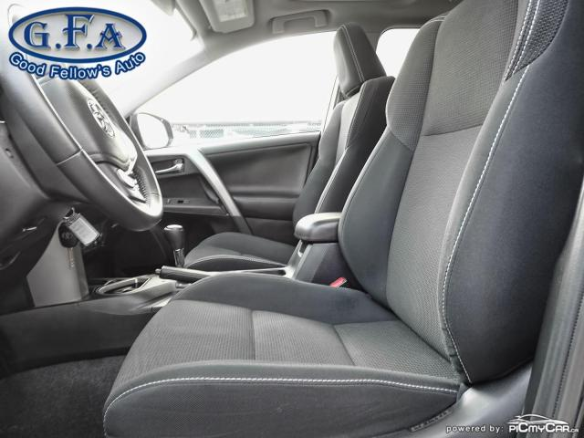2017 Toyota RAV4 XLE MODEL, SUNROOF, REARVIEW CAMERA, HEATED SEATS Photo8