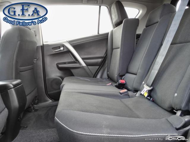 2017 Toyota RAV4 XLE MODEL, SUNROOF, REARVIEW CAMERA, HEATED SEATS Photo10