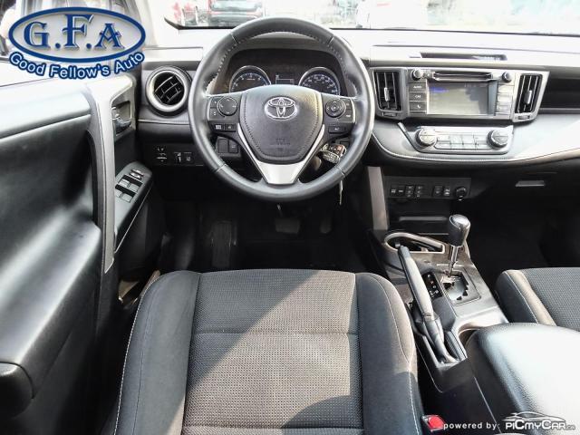 2017 Toyota RAV4 XLE MODEL, SUNROOF, REARVIEW CAMERA, HEATED SEATS Photo13